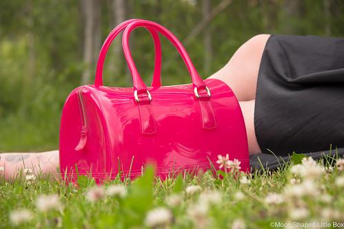 Candy_laukku_pinkki_Furla