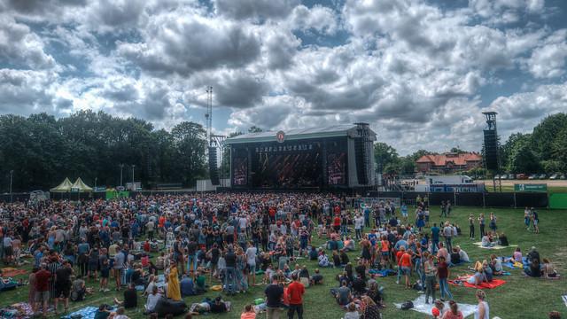 Stadspark Live Festival - Groningen, june 2019