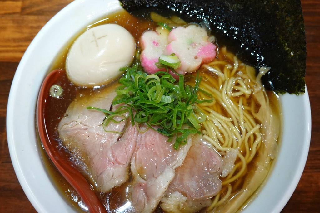 麺場らせん(東長崎)