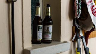 Pfandflaschen - returnable bottles