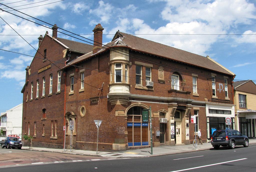 Dispensary Hall, Enmore, Sydney, NSW.