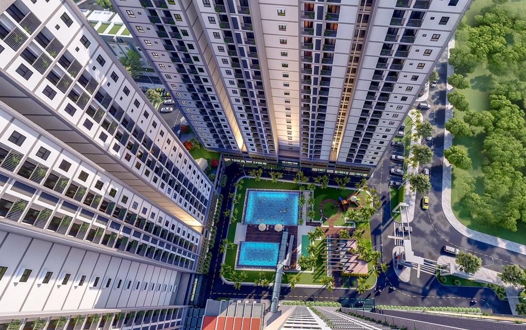 Eco Xuân Lái Thiêu Bình Dương – Không gian sống xanh chuẩn Malaysia. 12