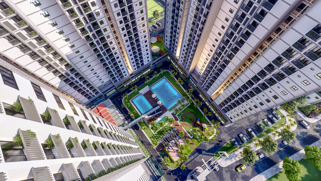 Eco Xuân Lái Thiêu Bình Dương – Không gian sống xanh chuẩn Malaysia. 15