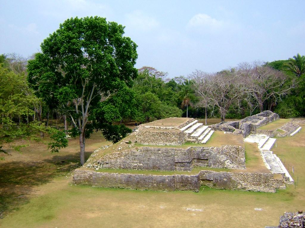 Belize - Altun Ha Mayan Ruins