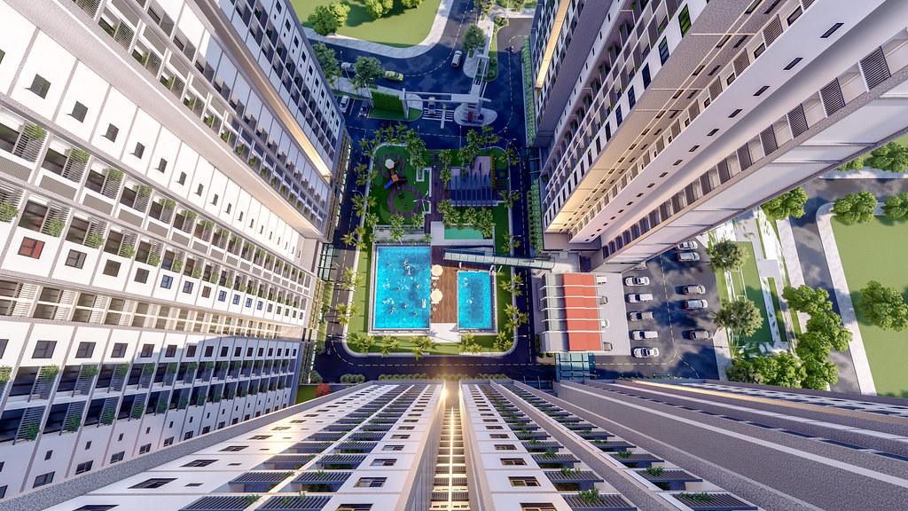 Eco Xuân Lái Thiêu Bình Dương – Không gian sống xanh chuẩn Malaysia. 13