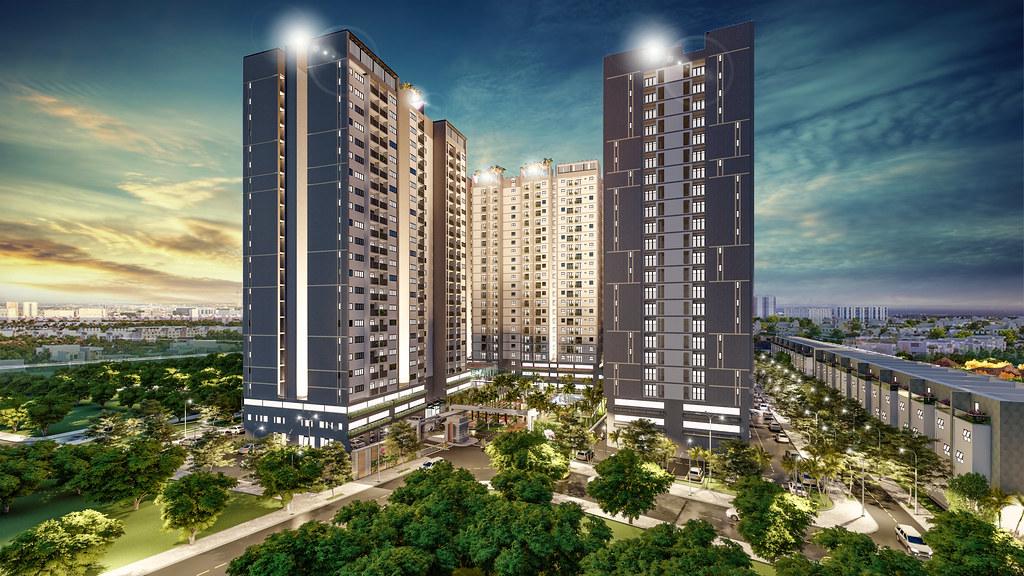 Eco Xuân Lái Thiêu Bình Dương – Không gian sống xanh chuẩn Malaysia. 30