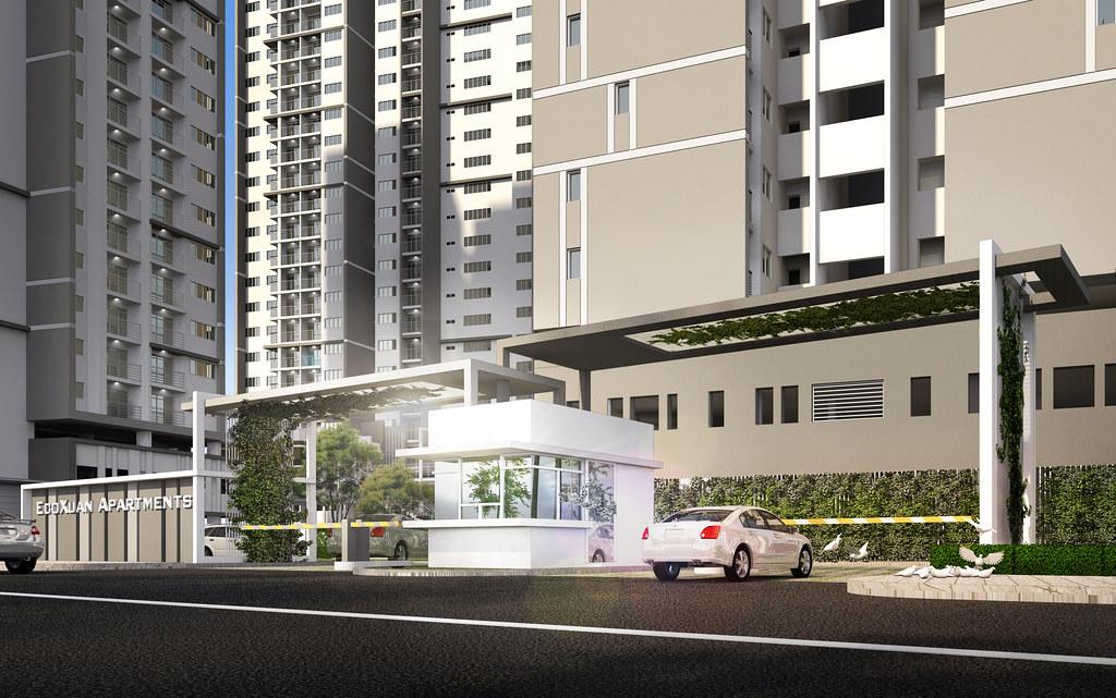Eco Xuân Lái Thiêu Bình Dương – Không gian sống xanh chuẩn Malaysia. 36
