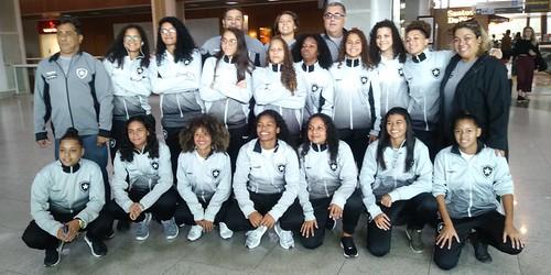 Futebol Feminino - BFR Sub-18