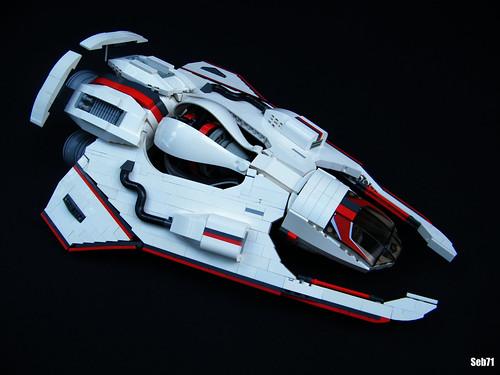 spaceship Chimera