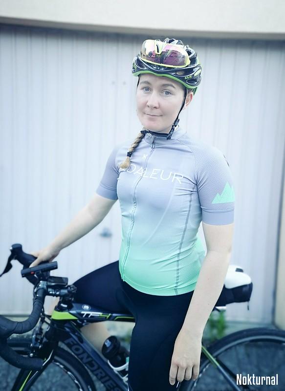Team Pedaleur: le beau maillot signé Katusha