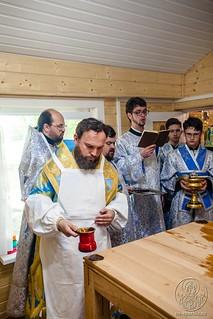13.07.2019 | Освящение церкви в дер. Нивки
