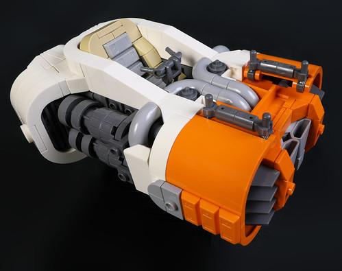Centauri Industries Crater Maker 5000