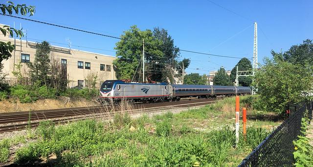 Amtrak 635
