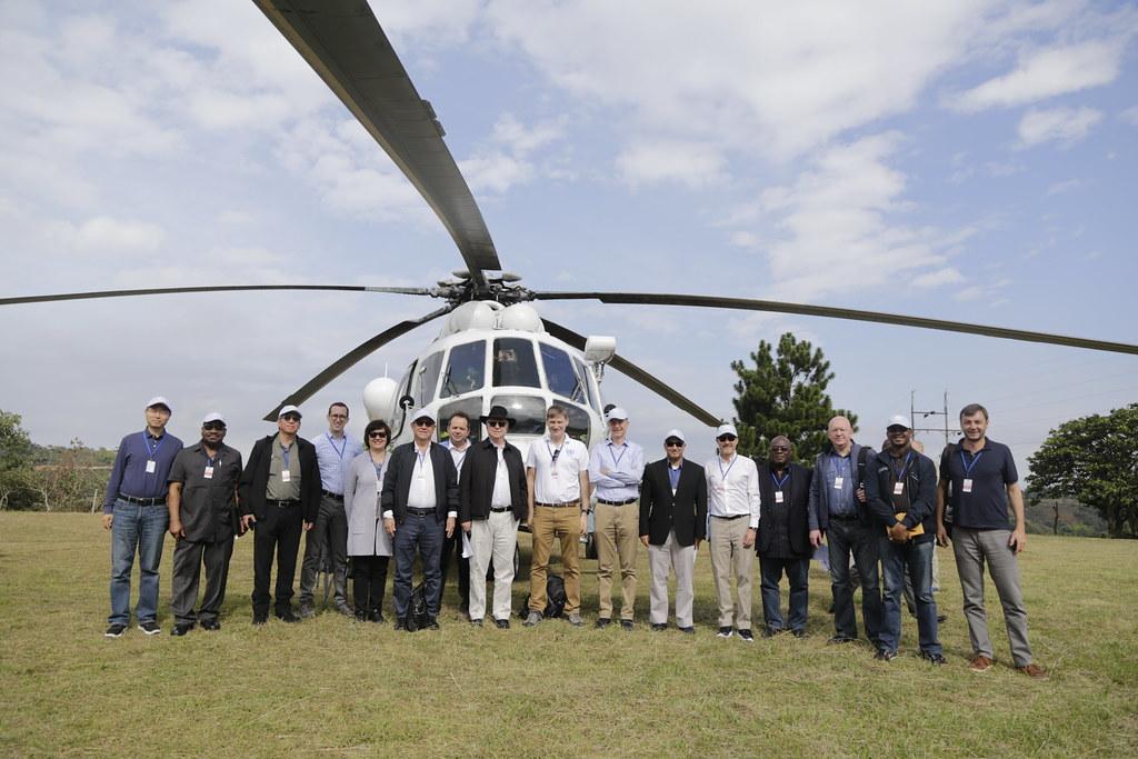 Visita a Cauca del Consejo de Seguridad