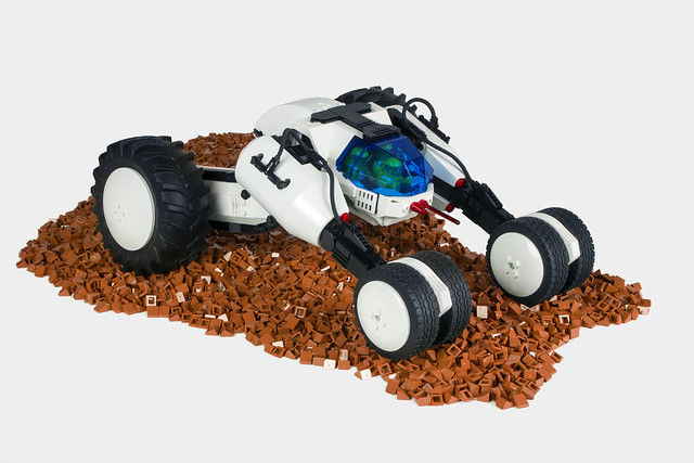 Crater Crawler 3.0