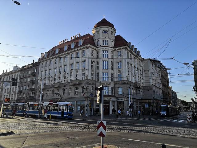 Hotel Piast Wroclaw