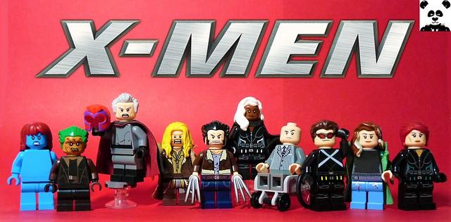 X-Men - 19th Anniversary