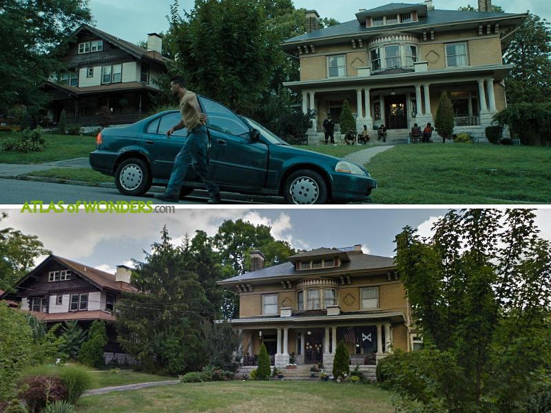 Gang's house