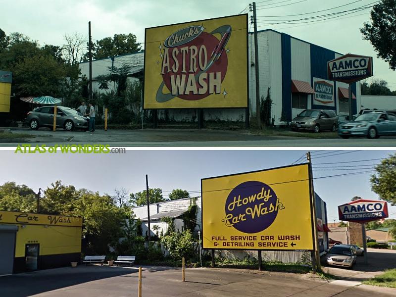 Chuck's Astro Wash