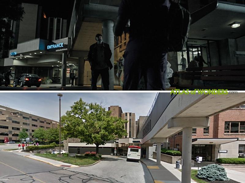 UC Health Cincinnati scene