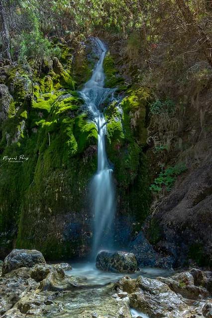Cascada Rio Chillar