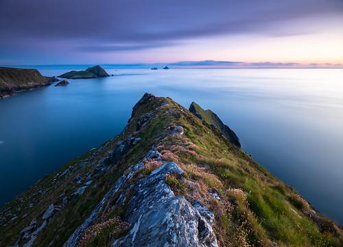 kerry cliffs portmagee skellig michael ireland