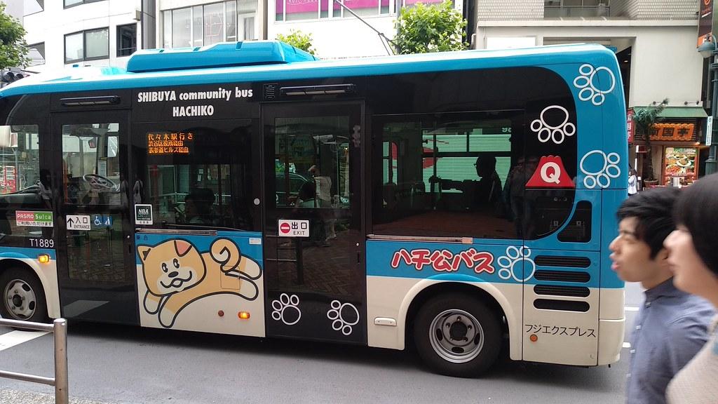 Hachiko bus