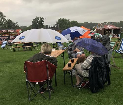 Wetherby Food Festival - Mustn't Grumble