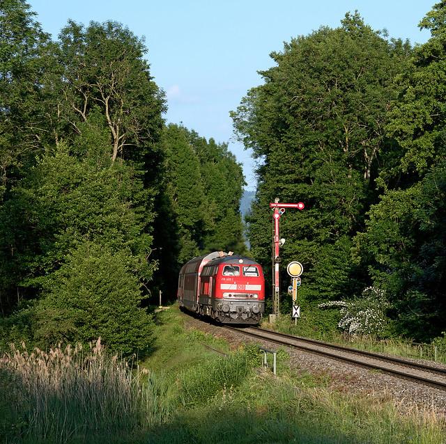 Gürtelbahnidylle anno 2017
