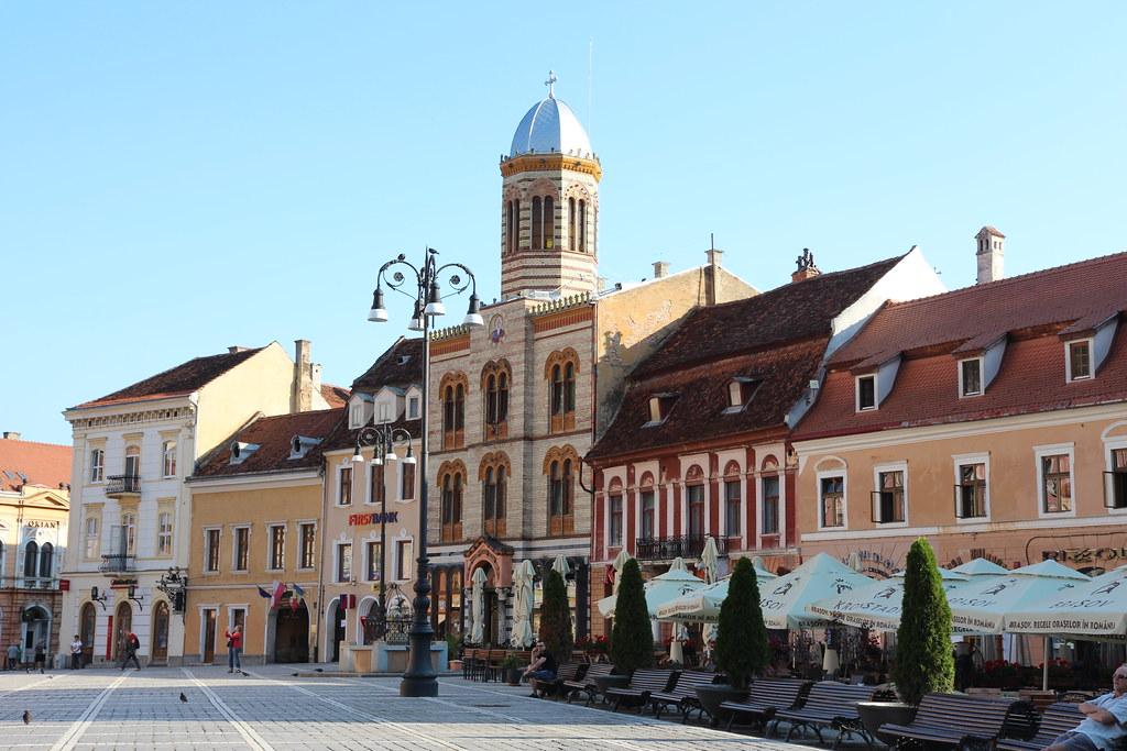 Romanian kiertomatka | Brasov