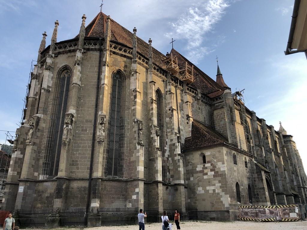 Brasovin Musta kirkko