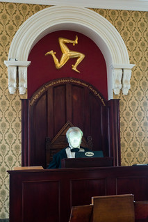 In the Lower House of Tynwald