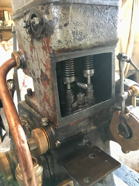 restauration - Restauration moteur ORESTE LUCIANI HP 6/8 48274072667_e709de3507_z