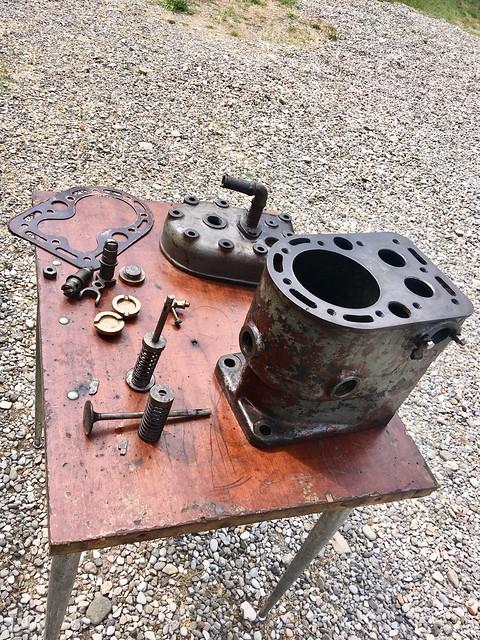 restauration - Restauration moteur ORESTE LUCIANI HP 6/8 48274076617_796f9dc67c_z