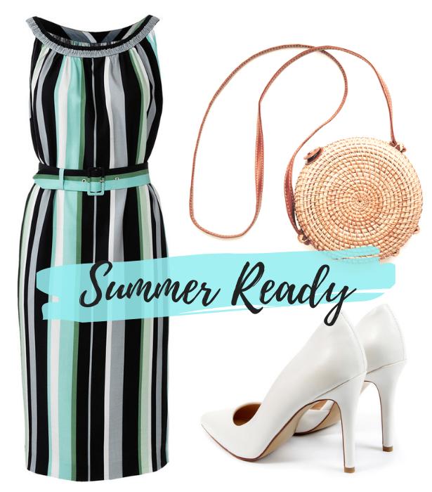 July Retro Dress SUMMER READY