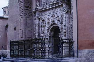 COLEGIATA DE STA MARIA DE CALATAYUD horizontal