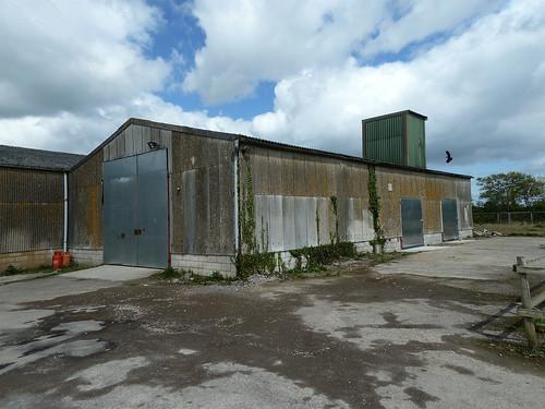 asbestos building