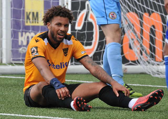 PSF: Maidstone United 0-2 Bromley