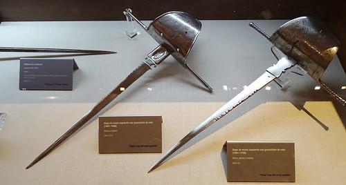 armas blancas espada Museo Naval Madrid 05