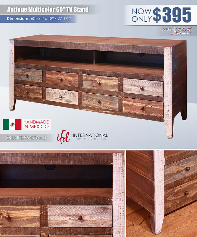 Multicolor 60in TV Stand_IFD_964STAND