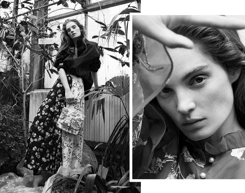 DISTRICT F — Marie Claire MAGAZINE WEBITORIAL zxc