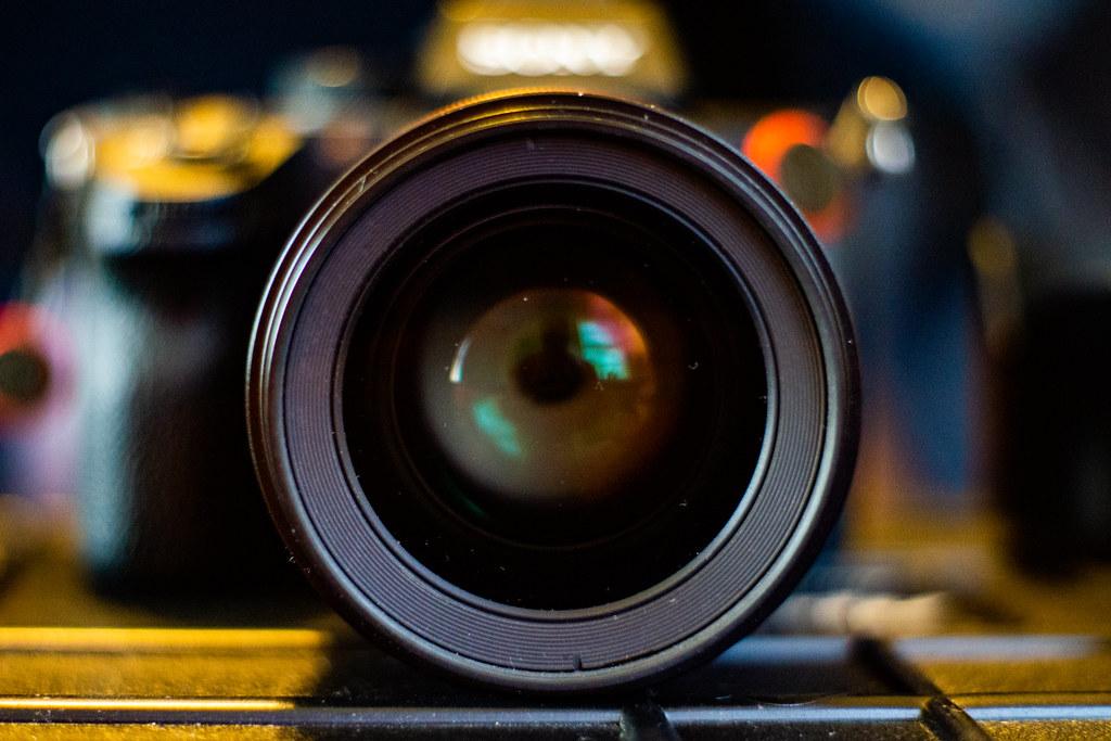 Rokinon/Samyang FE 50mm f/1.4