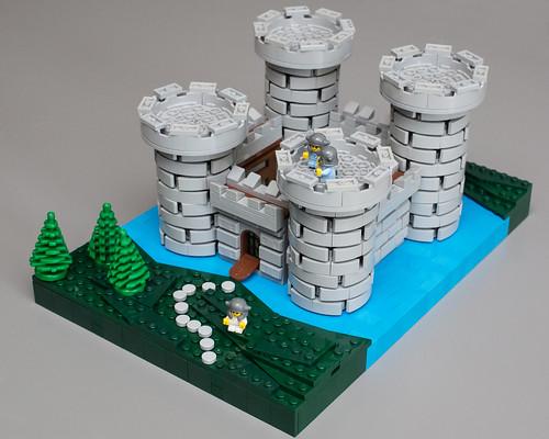 Baby Castle castle castle