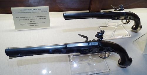 armas de fuego Museo Naval Madrid 05