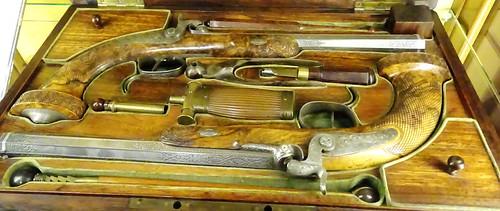 armas de fuego Museo Naval Madrid 07