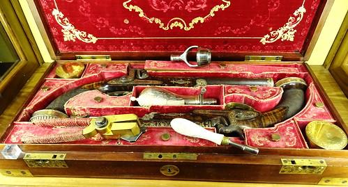 armas de fuego Museo Naval Madrid 08