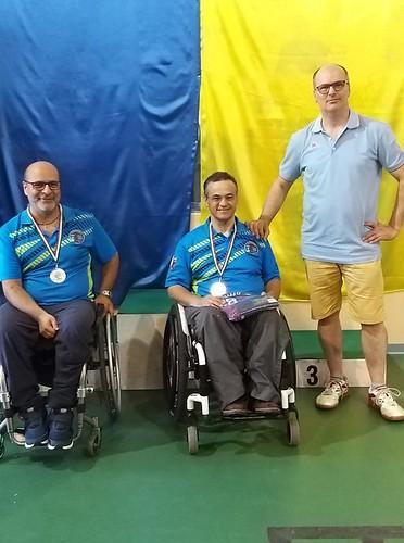 Singolo Paralimpici Classe 1-5