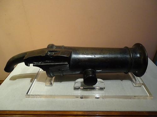 cañon arma de guerra Museo Naval Madrid 01