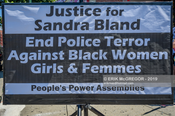Justice for Sandra Bland and all Black Women