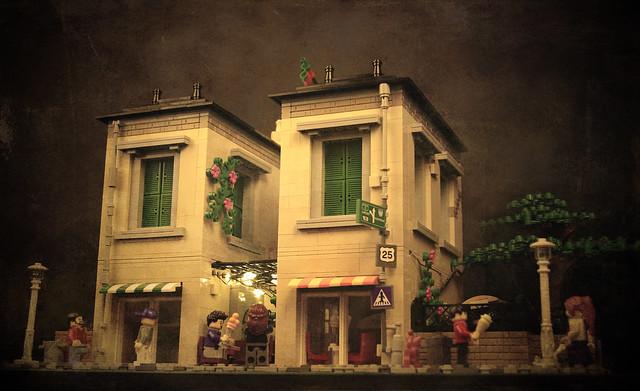 Romantic Gelato 4 (Lego MOC)